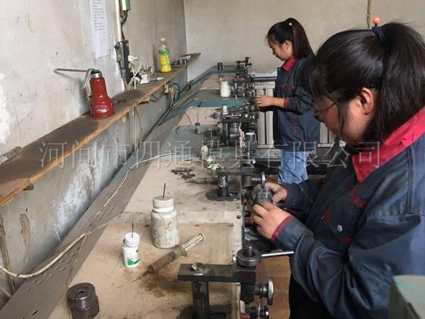 小孔研磨车间主要生产各种小孔拉丝模具